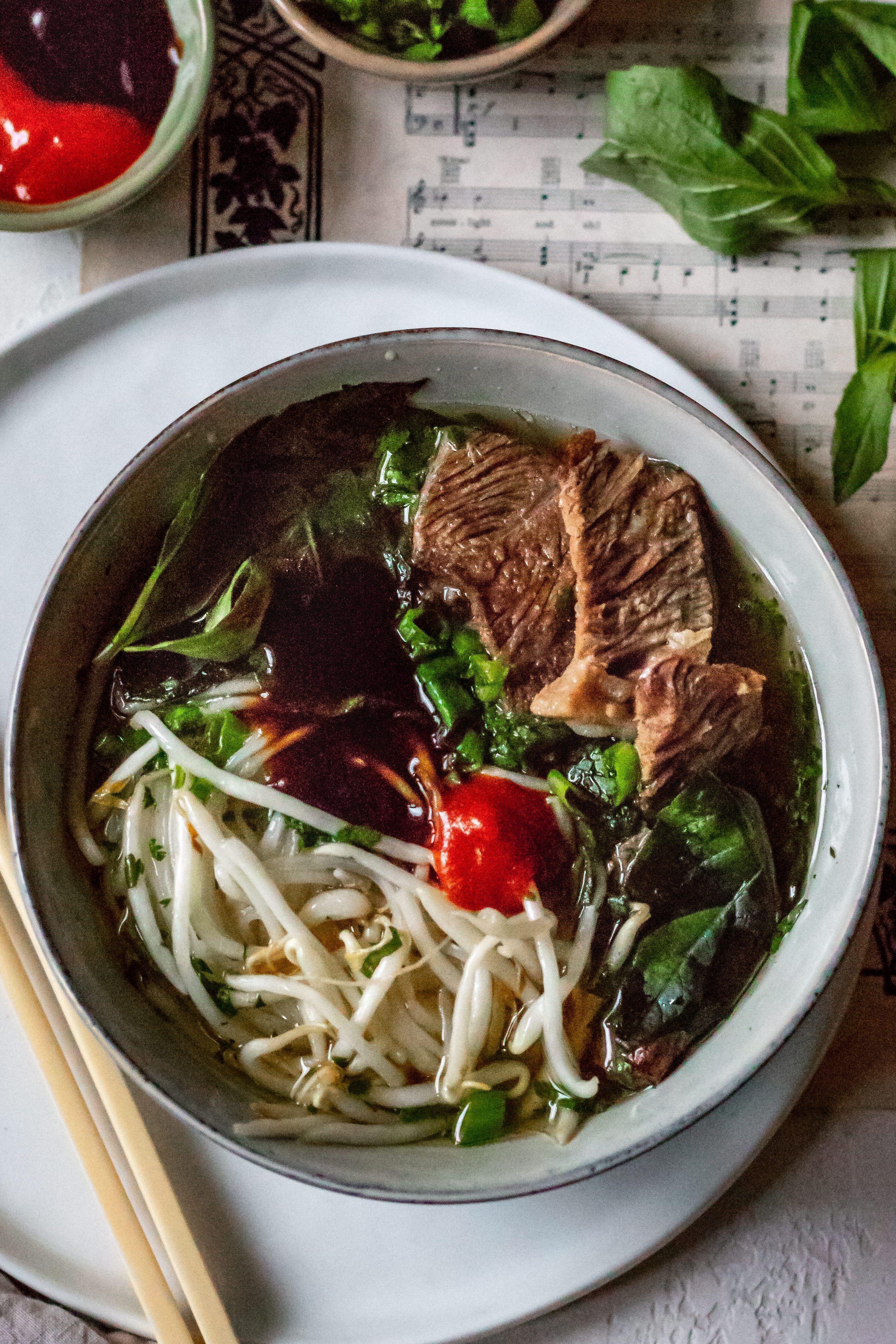 Beef Vietnamese Pho