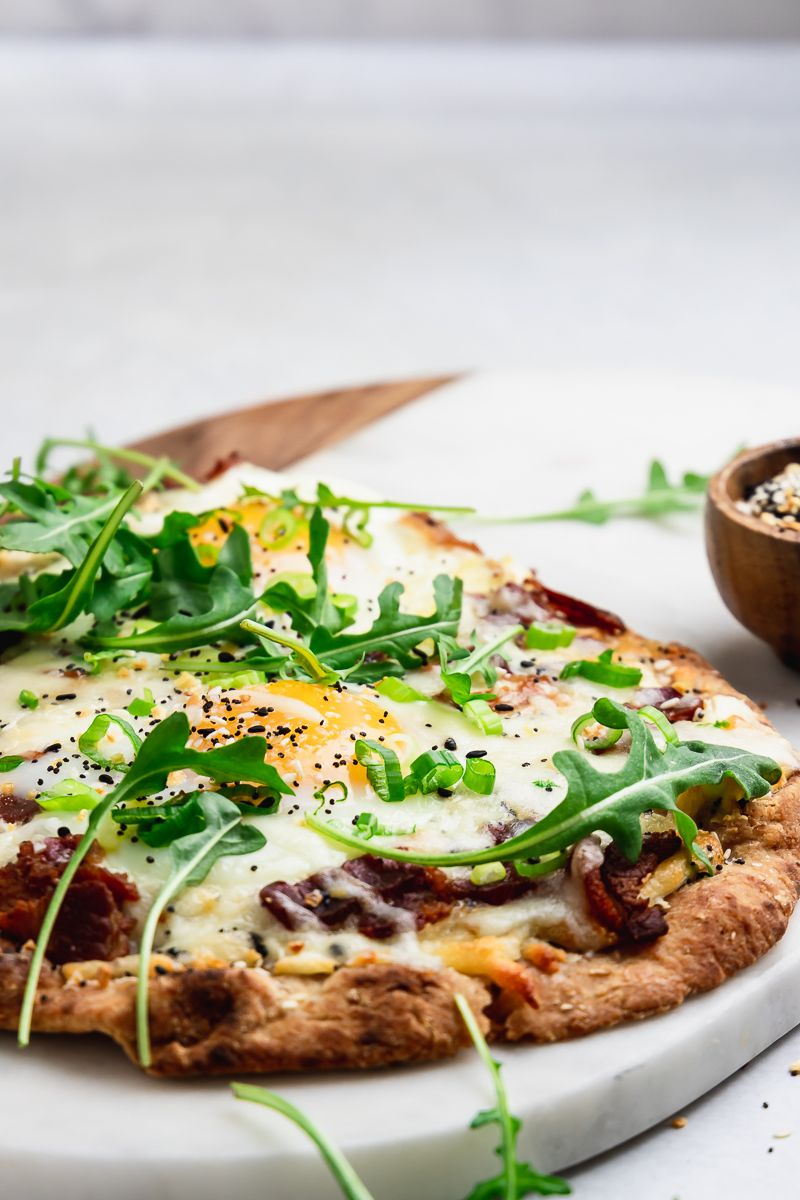 Flatbread Brunch Pizza