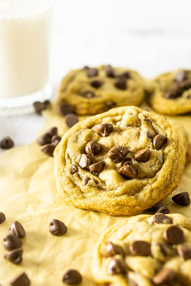 Chocolate Chip Brown Butter Cookies